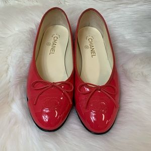 Authentic Chanel Flats size 39.5